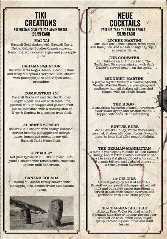 chesterfield cocktail bar