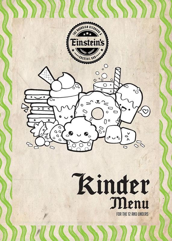 einstein's chesterfield kids food